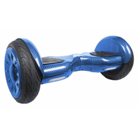 Гироскутер SMART BALANCE Graycarbon blue 10.5