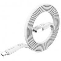 Кабель BASEUS Tough USB Type-C 2А 1м (CATZY-B02) Белый