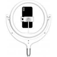 Кольцевая светодиодная лампа освещение Video Photography Ring Light Kit F-539B (Белый)