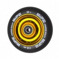 Колесо HIPE Solid 110 мм золотой/черный