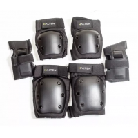 Комплект защиты Halten (наколенники, налокотники, защита запястья) размер XL