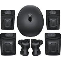 Комплект защиты размер M (шлем, наколенники, налокотники, защита запястья) Xiaomi Mijia Helmet Protective Gear Set
