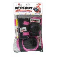 Комплект защиты Wipeout Pink (M 5+) - розовый