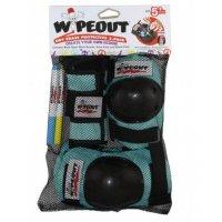 Комплект защиты Wipeout Teal (M 5+) - бирюзовый