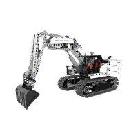 Конструктор экскаватор (980 деталей) Xiaomi MITU Excavator Building Blocks GCWJJ01IQI