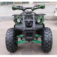 Квадроцикл GreenCamel Atakama T200 (48V 800W R8 Дифференциал) Армейский зеленый