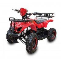Квадроцикл GreenCamel Gobi K21 (36V 800W R6 Цепной привод) Красный паук