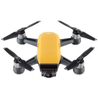 Квадрокоптер DJI Spark (жёлтый)