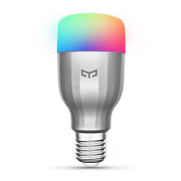 Лампа Yeelight Xiaomi Led Bulb (Color) (YLDP02YL) (Silver)