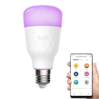 Лампа Yeelight Xiaomi Led Bulb Color YLDP06YL