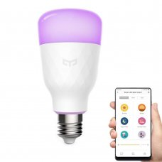 Лампа Yeelight Xiaomi Led Bulb (Color) (YLDP06YL)