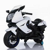 Детский электро-мотоцикл Moto ХМХ 316 Белый (ХМХ316 Б)