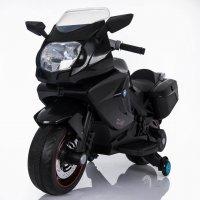 Детский электро-мотоцикл Moto ХМХ 316 Черный (ХМХ316 Ч)