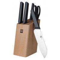 Набор кухонных ножей Xiaomi HuoHou Lite