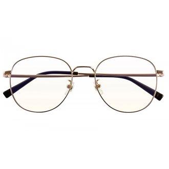 Очки для компьютера Xiaomi Mi Anti-Blue Titanium Glasses (HMJ01RM) Rose Gold