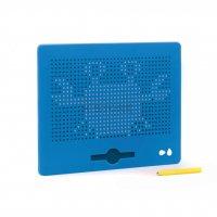 Планшет для рисования магнитами Magboard-синий