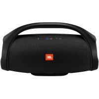 Портативная акустика JBL Boombox (черный)
