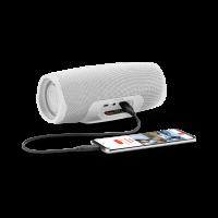 Портативная акустика JBL Charge 4 (белый)