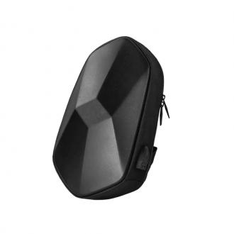 Рюкзак Xiaomi BEABORN Polyhedron PU Backpack USB Bag черный B-CPACK-0201