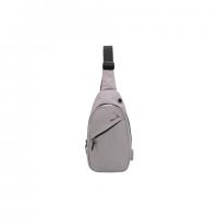 Рюкзак Xiaomi Pelliot Simple Tide Fashion Bag Lighe Grey