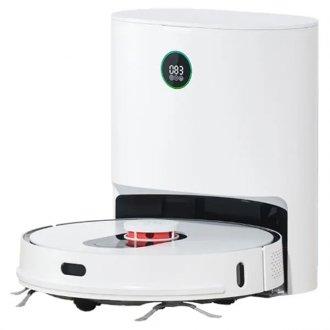 Робот-пылесос Roidmi EVE Plus Robot Vacuum and Mop Cleaner with Cleaning Base (EU, белый) SDJ01RM