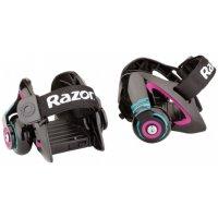 Ролики на обувь Razor Jetts - пурпурный