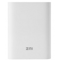 Роутер портативный XIAOMI ZMI MF855 4G WI-FI POWER BANK 7800MAH Белый (MF855)