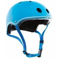 """Шлем """"Globber"""" JUNIOR 500-101XS/S (51-54см) / Голубой"""