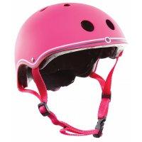 "Шлем ""Globber"" JUNIOR 500-110XS/S (51-54см) / Розовый неон"