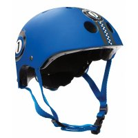 "Шлем ""Globber"" PRINTED JUNIOR 504-001XXS/XS (48-51см) / Синий"