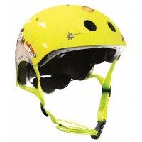 "Шлем ""Globber"" PRINTED JUNIOR 504-005XXS/XS (48-51см) / Зеленый"