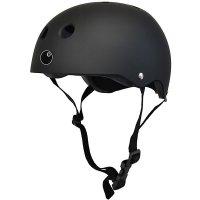 Шлем защитный Eight Ball Black (8+) - чёрный