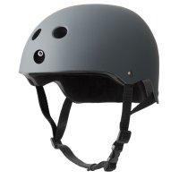 Шлем защитный Eight Ball Gun Matte (14+) - серый