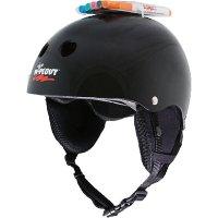 Шлем защитный зимний с фломастерами Wipeout Black (8+) черный