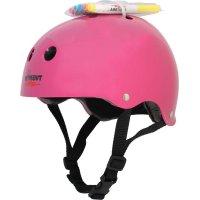 Шлем защитный зимний с фломастерами Wipeout Neon Pink (5+) - розовый