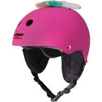 Шлем защитный зимний с фломастерами Wipeout Neon Pink (8+) - розовый