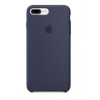 Силиконовая накладка (Тёмно-синий) New color для Iphone 7