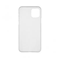 Силиконовый чехол Hoco Creative Mobile Phone Case для iPhone 11 (полупрозрачный)