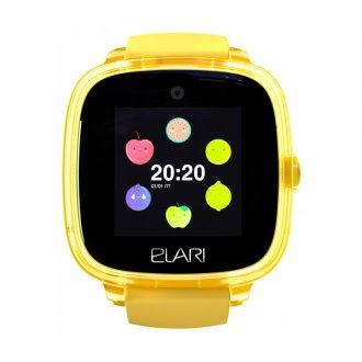 Смарт-часы ELARI Kidphone Fresh, 1.3 Желтый