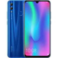 Смартфон Honor 10 Lite 64Gb Blue