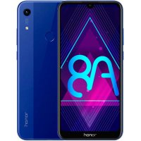 Смартфон Honor 8A 2/32GB Blue RUS
