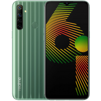 Смартфон Realme 6i 4+128GB Green Tea (RMX2040)