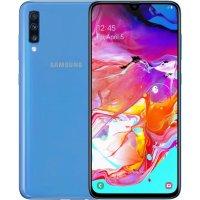 Смартфон Samsung Galaxy A70 128GB (Blue)