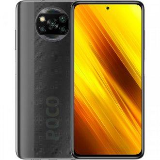 Смартфон Xiaomi POCO X3 NFC 6/128 Shadow Gray RU (M2007J20CG)
