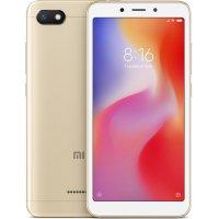 Смартфон Xiaomi Redmi 6A 2/32GB (золотой)
