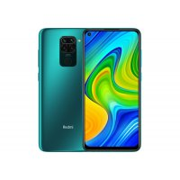 Смартфон Xiaomi Redmi Note 9 4/128 NFC Forest Green RU M2003J15SG