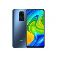 Смартфон Xiaomi Redmi Note 9 4/128 NFC Midnight Grey RU M2003J15SG