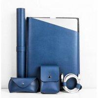 Сумка WIWU Elite 4 in 1 Designed for MacBook 12 MacBook 13 Pro Blue