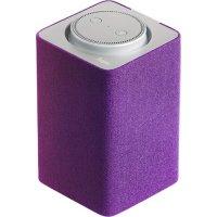 Умная колонка с голосовым помощником Яндекс.Станция (акустическая система) YNDX-0001P фиолетовый