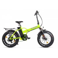 Велогибрид Cyberbike 500 Вт (Зелено-черный-1902)